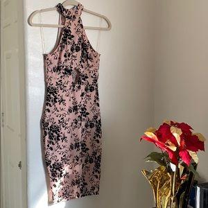 Midi dress, stretchy